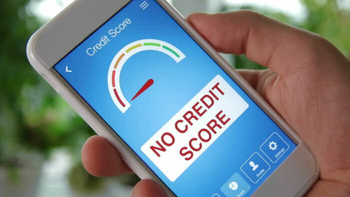 Help! Why Don't I Have a Credit Score?